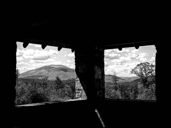 Photograph - A View From Moody Park by Robert Stanhope