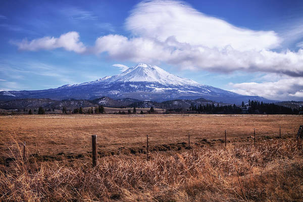 Wall Art - Photograph - A View From Old Hwy 99 by Marnie Patchett