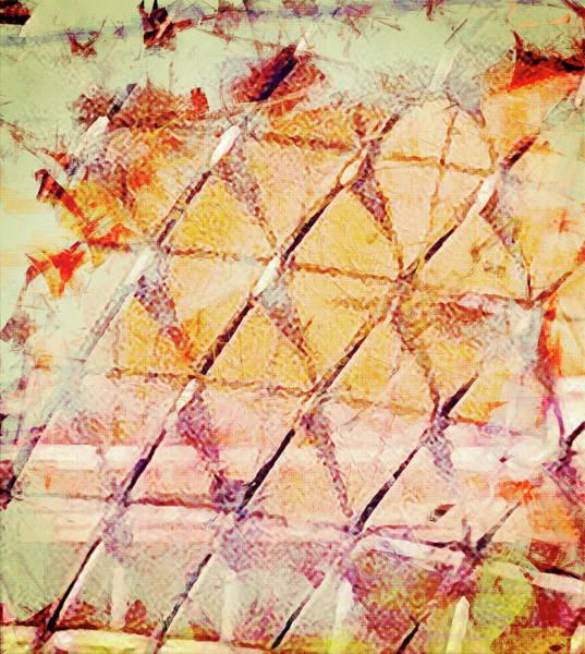 Wall Art - Digital Art - A Warning Deepness by TintoDesigns