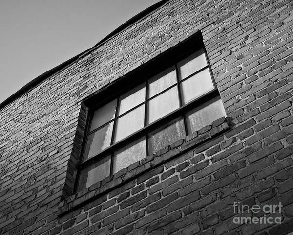 Photograph - A Winston Window by Patrick M Lynch