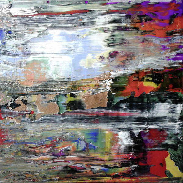 Wall Art - Painting - A.24-22 by Paul Kole
