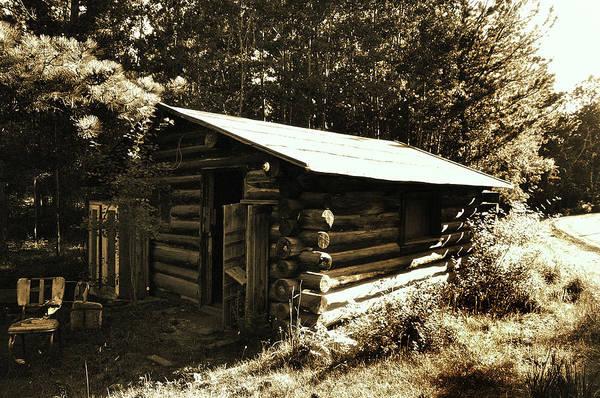 Photograph - Abandoned Cabin by Chance Kafka
