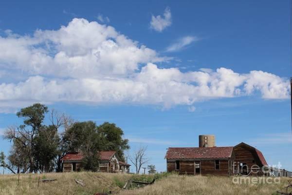 Photograph - Abandoned Farm by Tammie J Jordan