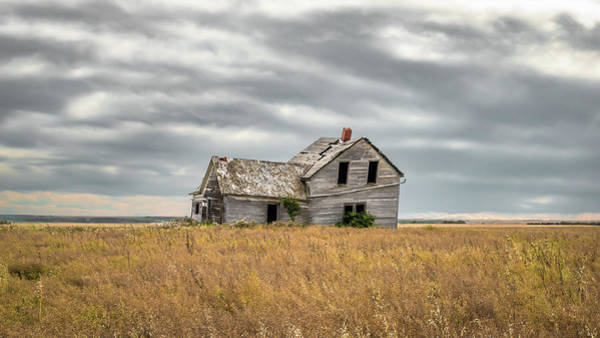 Photograph - Abandoned by Hamish Mitchell