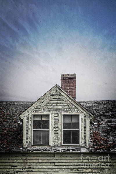 Wall Art - Photograph - Abandoned House by Edward Fielding