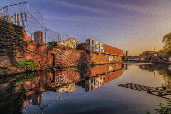 Wall Art - Photograph - Abandoned Reflection by Chris Fletcher