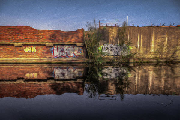 Wall Art - Photograph - Abandoned Reflection No 2 by Chris Fletcher
