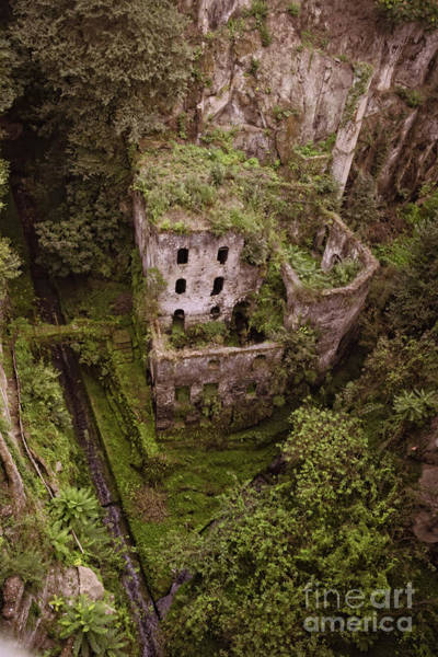 Photograph - Abandoned - Sorrento by Mary Machare