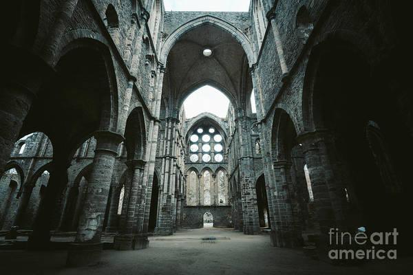 Wall Art - Photograph - Abbaye De Villers by JR Photography