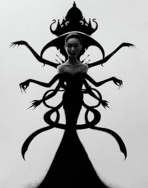 Abdesium - Artwork Art Print