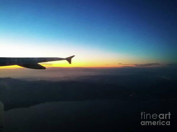 Photograph - Above Horizon by Fei A