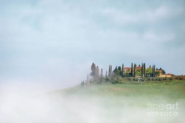 Wall Art - Photograph - Above The Fog by Evelina Kremsdorf