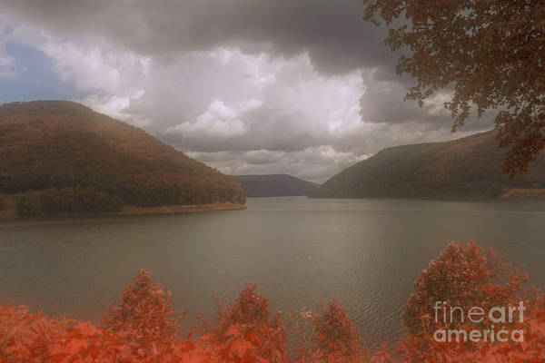 Photograph - Above The Kinzua Dam by Jim Lepard
