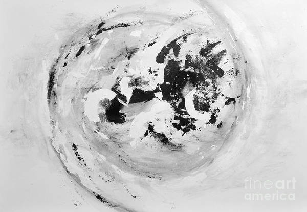 Painting - Abstarct Art Project #48 by Karina Plachetka