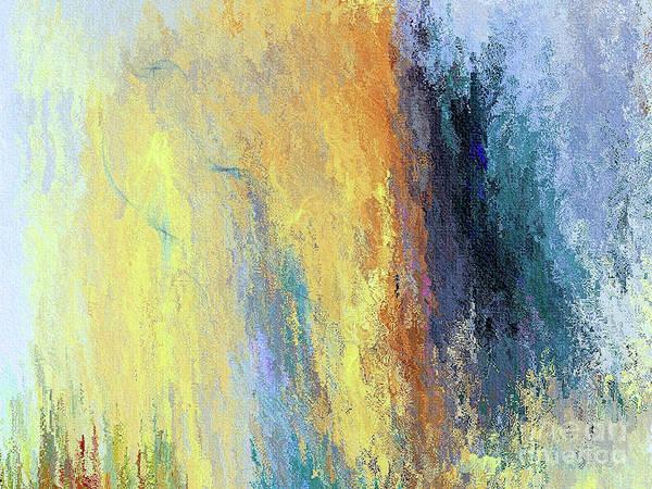 Wall Art - Digital Art - Abstract ... Infinite by Elaine Manley