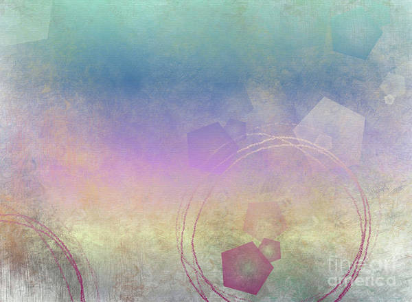 Wall Art - Digital Art - Abstract  .. Reasoning by Elaine Manley
