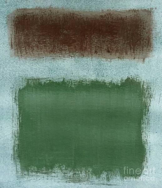 Wall Art - Painting - Abstract #1 - Rothko Style by Vesna Antic