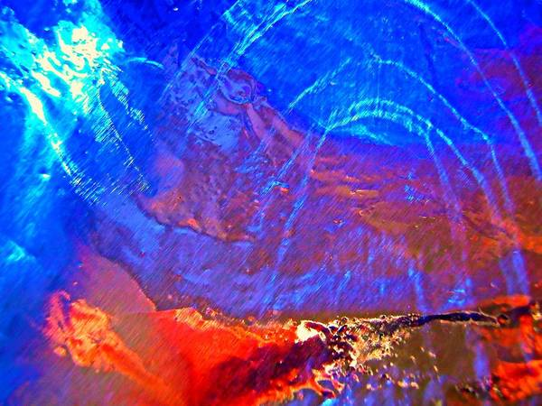 Photograph - Abstract 10511 by Stephanie Moore