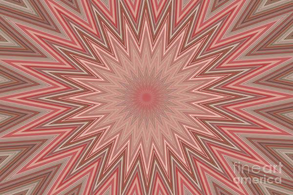 Cinnamon Teal Mixed Media - Abstract 4 by Banyan Ranch Studios
