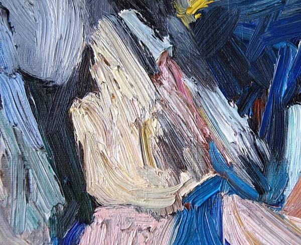Wall Art - Painting - Abstract 4 by SurfArtTango Marina Lisovaya