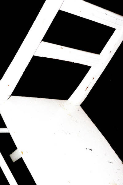 Photograph - Abstract 1 / The Chair Project by Dutch Bieber