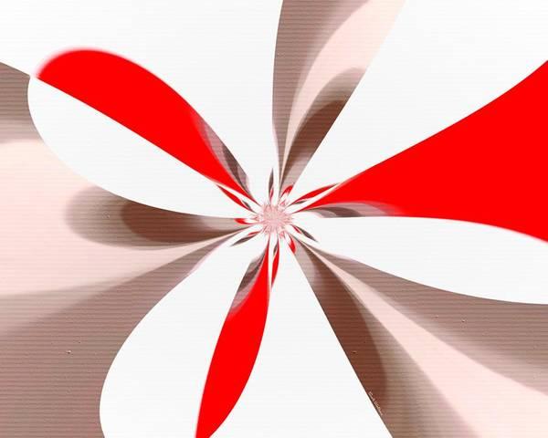 Digital Art - Abstract Flower 14 by Scott Wallace Digital Designs