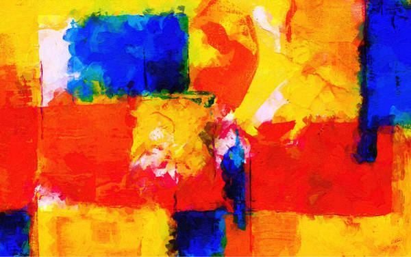 Painting - Abstract - Dwp102956046 by Dean Wittle