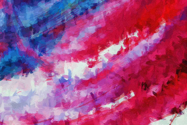 Painting - Abstract - Dwp142130630 by Dean Wittle