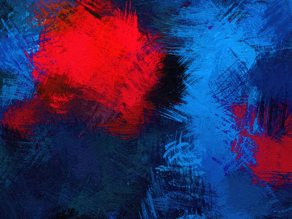 Painting - Abstract - Dwp142847191 by Dean Wittle