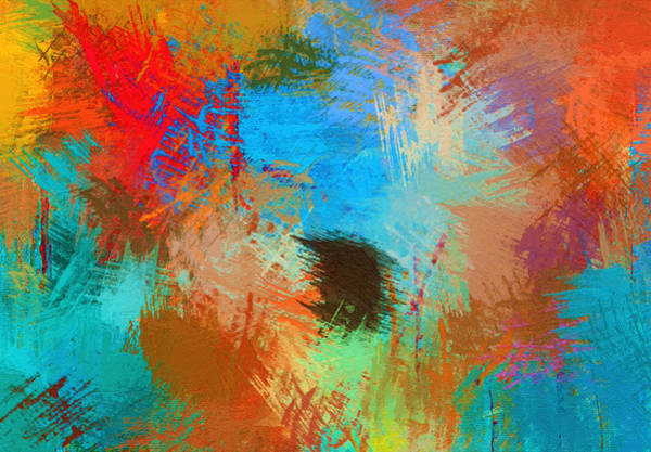 Painting - Abstract - Dwp144718402 by Dean Wittle