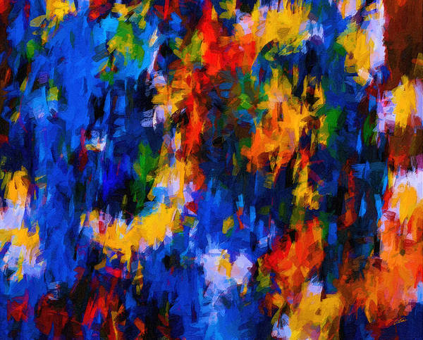 Painting - Abstract - Dwp151710603 by Dean Wittle
