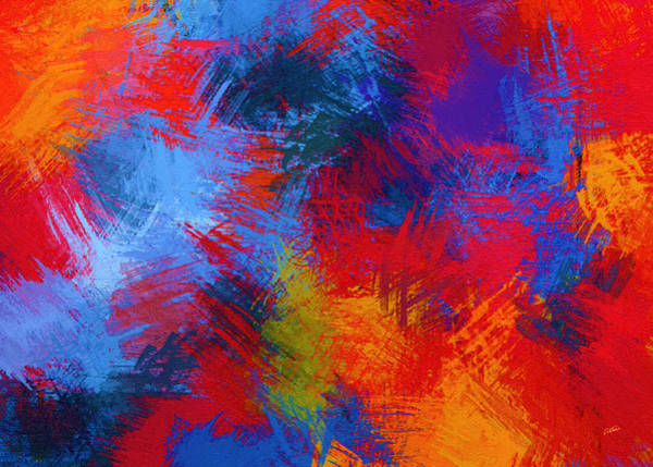 Painting - Abstract - Dwp154034583 by Dean Wittle
