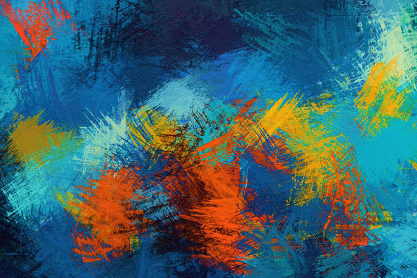 Painting - Abstract - Dwp183889452 by Dean Wittle