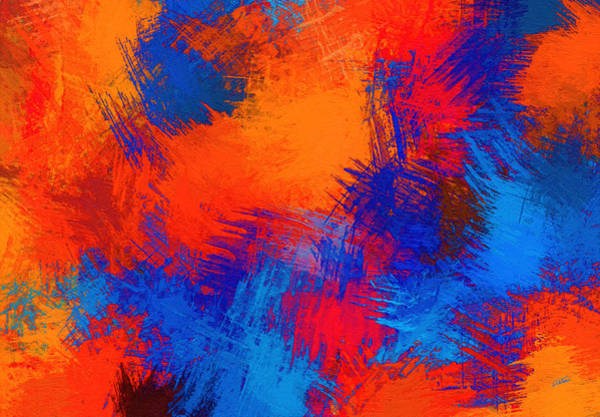 Painting - Abstract - Dwp202435202 by Dean Wittle