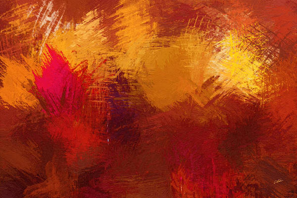 Painting - Abstract - Dwp263802265 by Dean Wittle