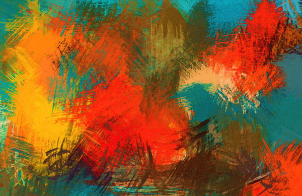 Painting - Abstract - Dwp358486027 by Dean Wittle