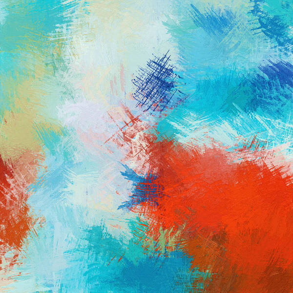 Painting - Abstract - Dwp420141135 by Dean Wittle