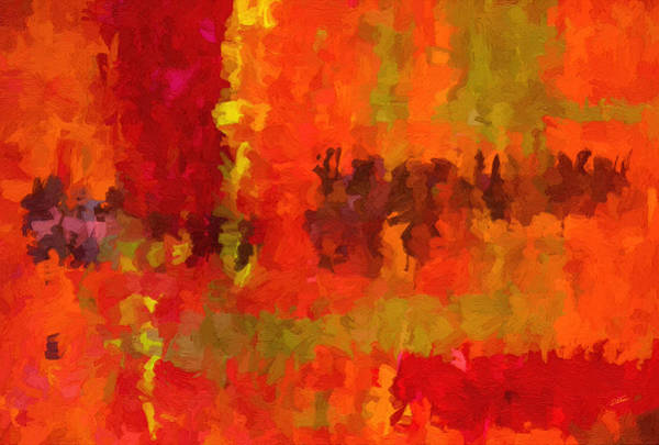 Painting - Abstract - Dwp420416492 by Dean Wittle