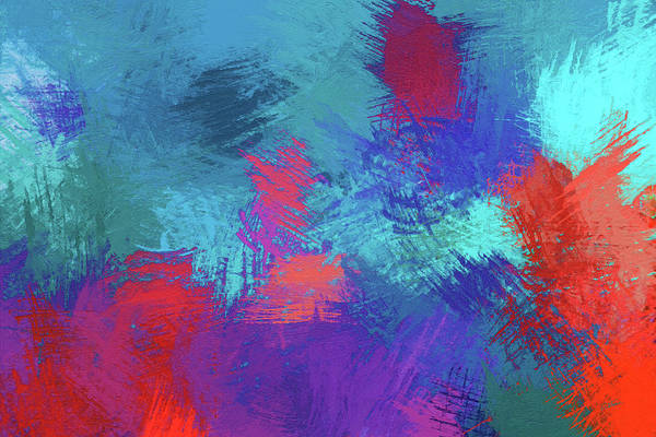 Painting - Abstract-dwp438159832 by Dean Wittle