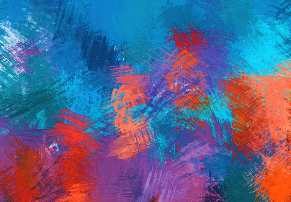 Painting - Abstract - Dwp438638009 by Dean Wittle