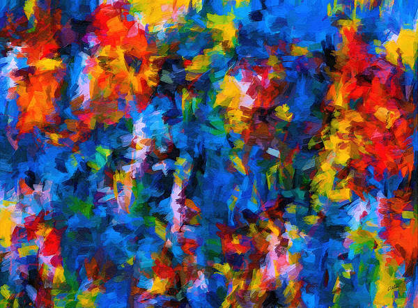 Painting - Abstract - Dwp502630135 by Dean Wittle