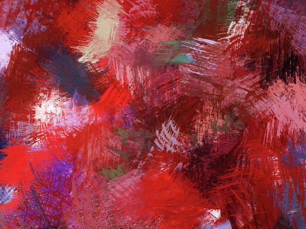 Painting - Abstract - Dwp542155 by Dean Wittle