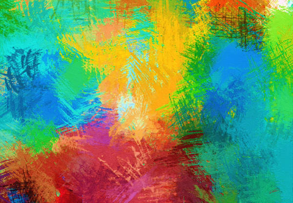 Painting - Abstract - Dwp853489452 by Dean Wittle