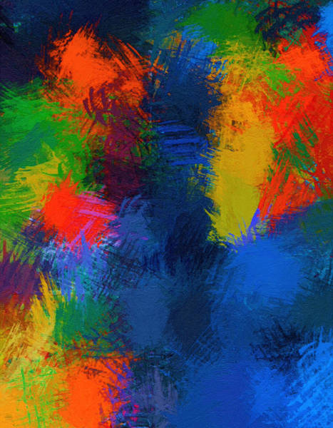 Painting - Abstract - Dwp906091730 by Dean Wittle