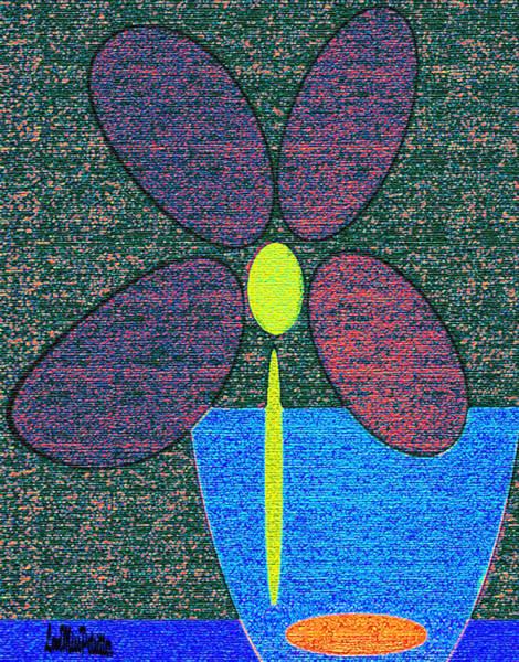 Digital Art - Abstract Floral Art 388 by Miss Pet Sitter