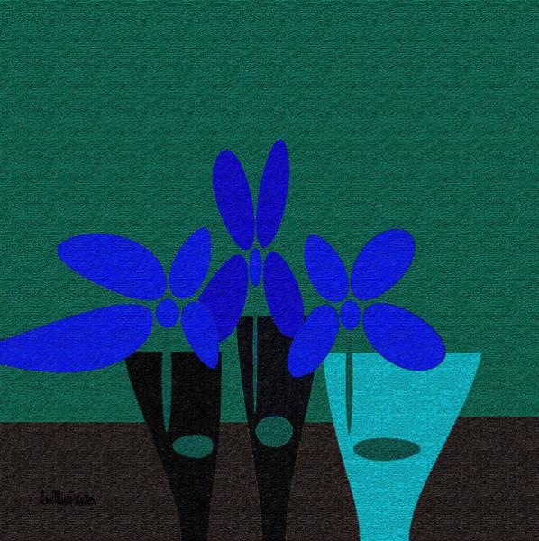 Digital Art - Abstract Floral Art 392 by Miss Pet Sitter
