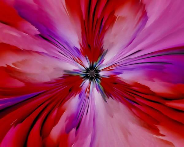 Digital Art - Abstract Flower 22 by Scott Wallace Digital Designs