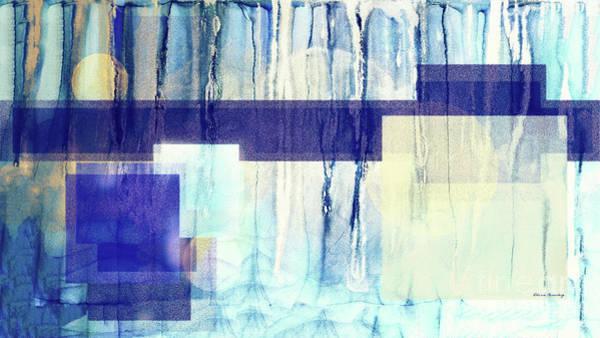 Mixed Media - Abstract Geometrics by Alissa Beth Photography