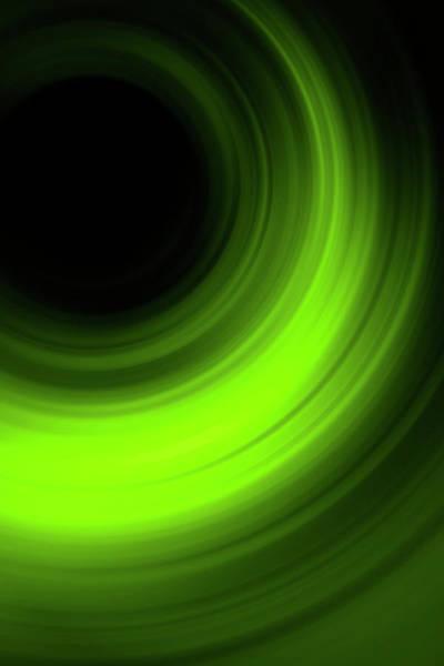 Description Digital Art - Abstract Green Blur Background by Duncan1890