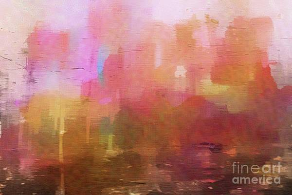 Photograph - Abstract In Pink by Marcia Lee Jones